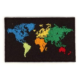 BACKPACKFLAGS flag patch World