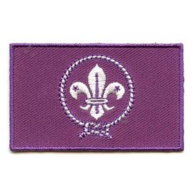 flag patch Scouting