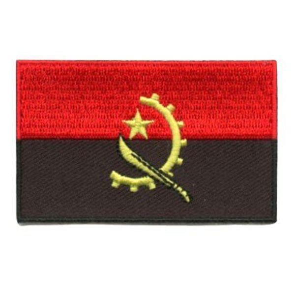 flag patch Angola