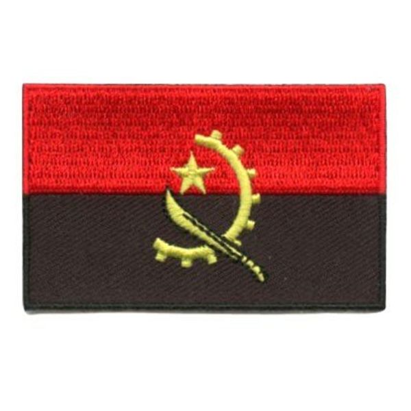 Flaggenpatch Angola