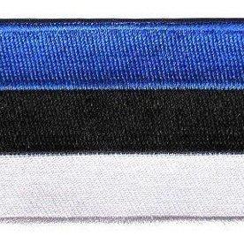 flag patch Estonia