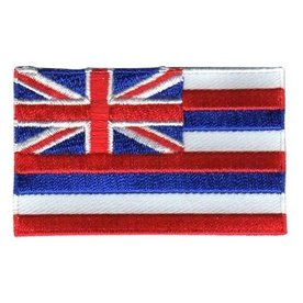 Flaggenpatch Hawaii