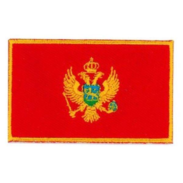 flag patch Montenegro