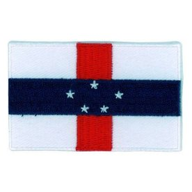 BACKPACKFLAGS flag patch Netherlands Antilles