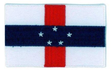 vlag patch Nederlandse Antillen