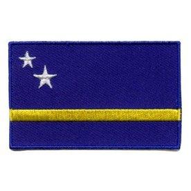 Flagge Patch Curaçao