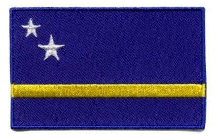 vlag patch Curaçao