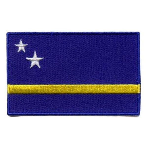 flag patch Curaçao