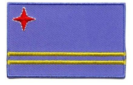 flag patch Aruba
