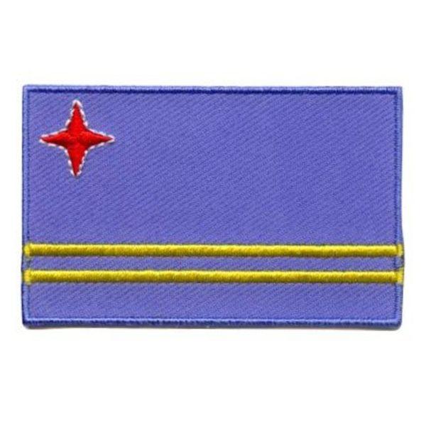 BACKPACKFLAGS flag patch Aruba