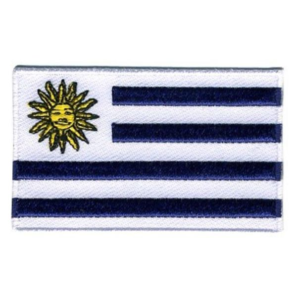 flag patch Uruguay