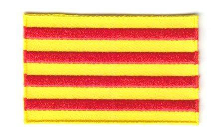 vlaggetje Catalonië