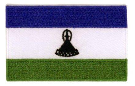 flag patch Lesotho