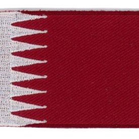 BACKPACKFLAGS flag patch Qatar