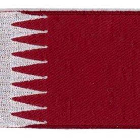 flag patch Qatar