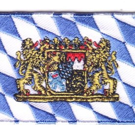 BACKPACKFLAGS flag patch Bavaria