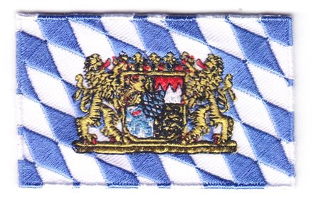 flag patch Bavaria