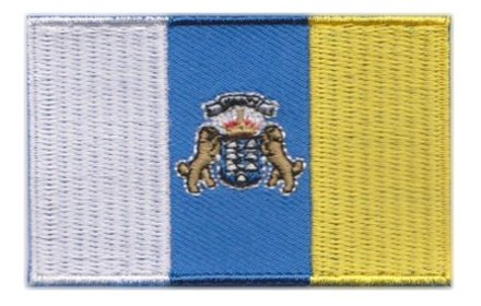 flag patch Canary Islands