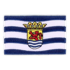 flag patch Zeeland