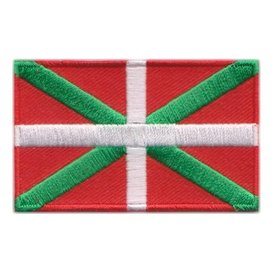BACKPACKFLAGS flag patch Basque