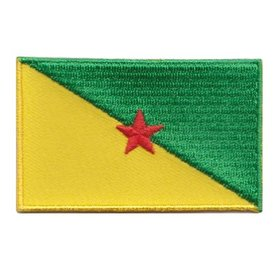 flag patch French Guiana