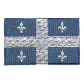 flag patch Quebec