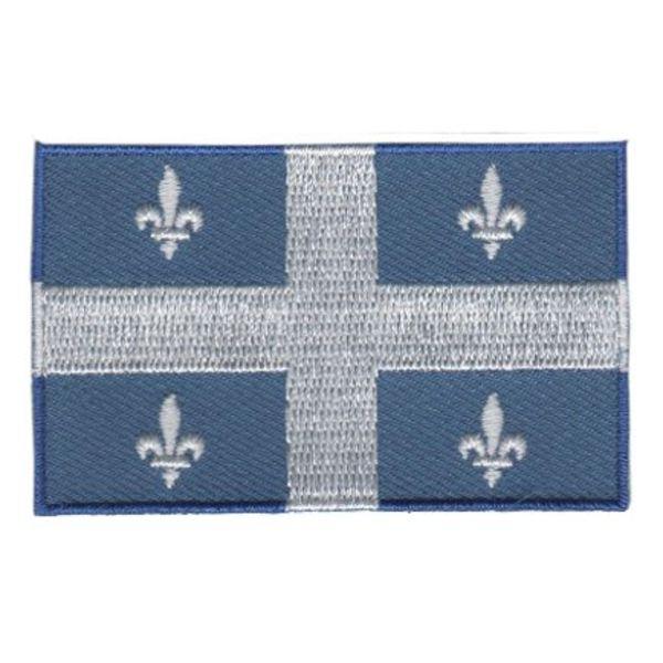 Quebec Flag Patch