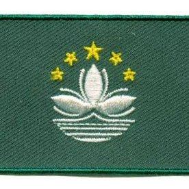 BACKPACKFLAGS flag patch Macau