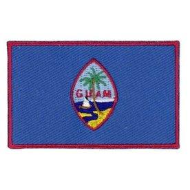 flag patch Guam