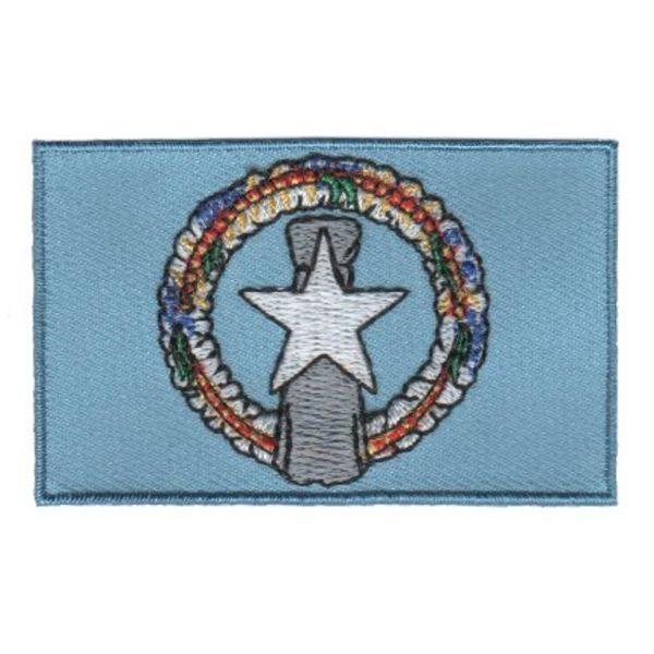 flag patch Nördliche Marianen