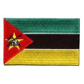 flag patch Mozambique