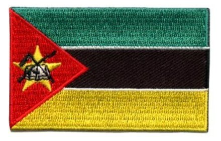 flag patch Mozambique