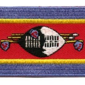 BACKPACKFLAGS flag patch Swaziland