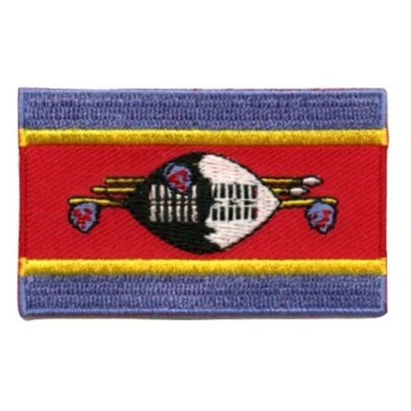 flag patch Swasiland