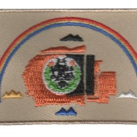 Flagge Patch Navajo Nation