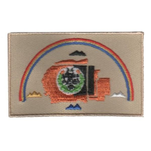 flag patch Navajo Nation