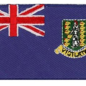 flag patch Virgin Islands (UK)