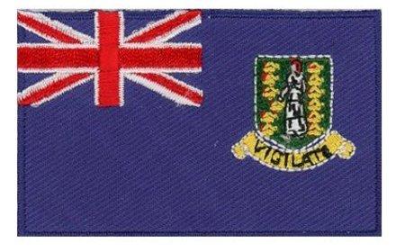flag patch Jungferninseln (UK)