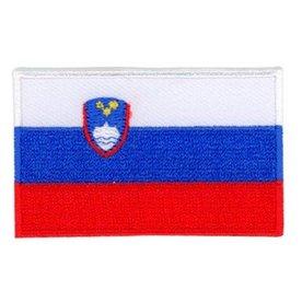 Flaggen-Patch Slowenien