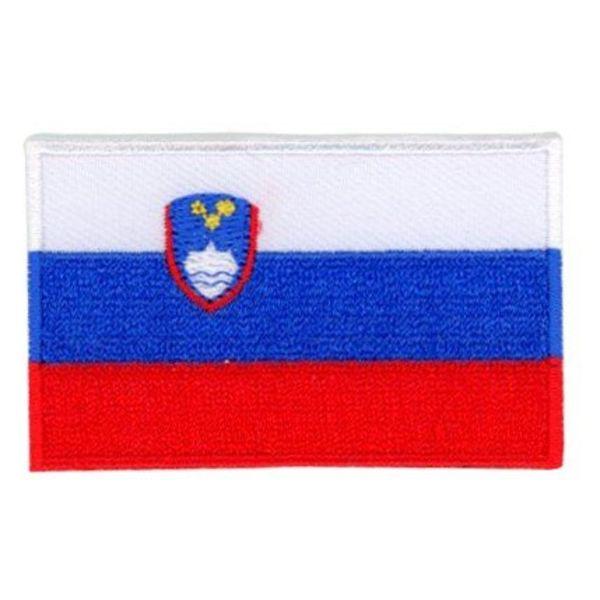 Slovenia flag patch