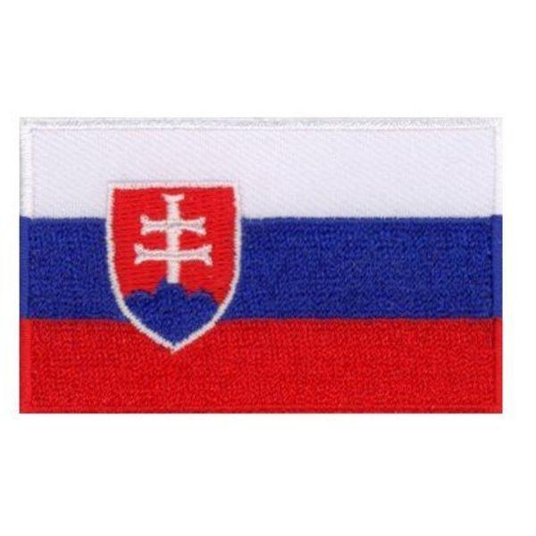 BACKPACKFLAGS flag patch Slovakia