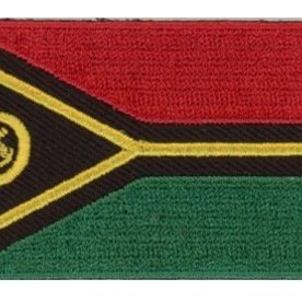 BACKPACKFLAGS flag patch Vanuatu