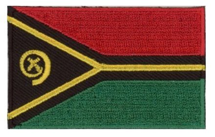 vlag patch Vanuatu