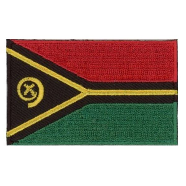 BACKPACKFLAGS flag patch Vanuatu