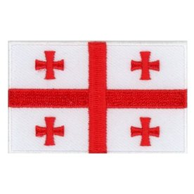 BACKPACKFLAGS flag patch Georgia