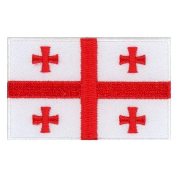 Georgia Flag Patch