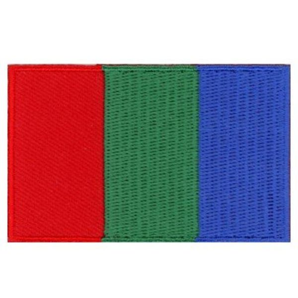 BACKPACKFLAGS flag patch Mars