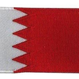 Flaggenpatch Bahrain
