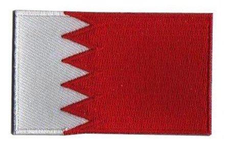 vlag patch Bahrein