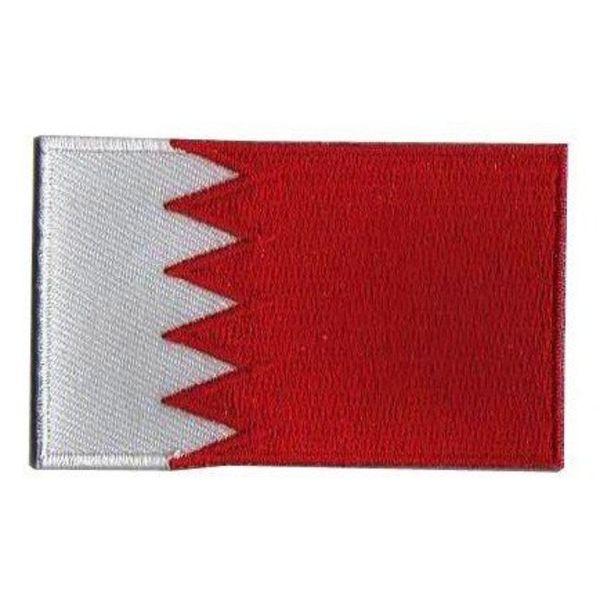 BACKPACKFLAGS flag patch Bahrain